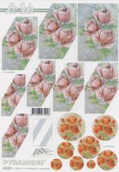 Le Suh pyramides bloemen 630099 (Locatie: 6034)