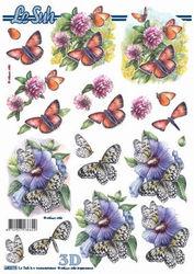 Le Suh stansvel vlinders 680075 (Locatie: 0635)