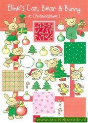 Marianne Design christmastime 1 AK0037 (Locatie: 6817)