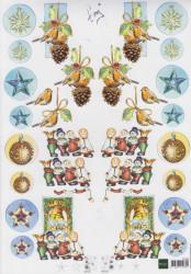 Marianne Design knipvel kerst IT505 (Locatie: 2424)