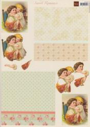 Marianne Design sweet romance VK 9512 (Locatie: 1345)