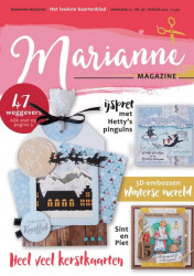Marianne Magazine nr. 36 winter 2017