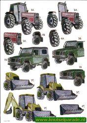 Metallic stansvel voertuigen LINE 788 (Locatie: 2423)