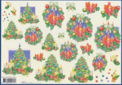 Mireille knipvel kerst X442 (Locatie: 5507)