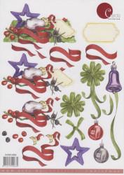 Noel knipvel kerst nr. 4 050 482 (Locatie: 1451)