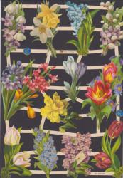 Poezieplaatjes bloemen vintage (Locatie: MP092)