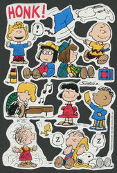 Poezieplaatjes Snoopy MLP1953 (Locatie: MP82)