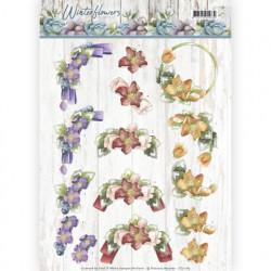 Precious Marieke knipvel bloemen CD11189 (Locatie: 1576)