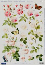 Reddy Creative Cards stansvel bloemen 82101 (Locatie: 4646)