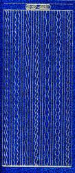Stickervel holografisch donker blauw XP6561 (Locatie: e257)
