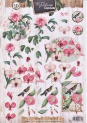 Studio Light knipvel bloemen 1323 (Locatie: 2407)