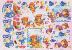 TBZ knipvel baby's 504563 (Locatie: 4414)