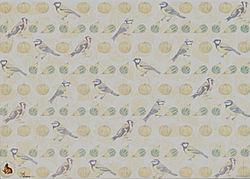 Vellum vogels nr. VELLUMNS02 (Locatie: 0602)
