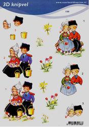 Voorbeeldkaarten knipvel A5 nr. 188 (Locatie: 4326)