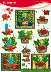 Voorbeeldkaarten knipvel kerst 2314 (Locatie: 6728)