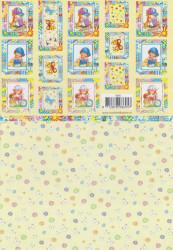 Voorbeeldkaarten knipvel kinderen 8695 (Locatie: 1581)