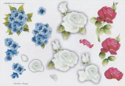 Wekabo knipvel bloemen 612 (Locatie: 5925)