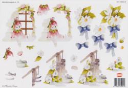 Wekabo knipvel bloemen 776 (Locatie: 0105)