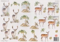 Wekabo knipvel kerst 873 (Locatie: 1503)