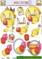 Doe Maar souvenir knipvel 11053-501 (Locatie: 4745)