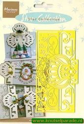 Marianne Design star collection PD0012 (Locatie: H249 )