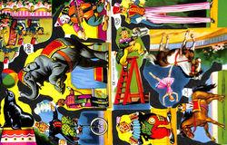 Poezieplaatje Circus MLP1307 (Locatie: MP089)