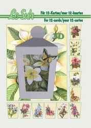 Le Suh boekje A5 Vlinder voor lantaarntjes 345616 (Locatie: KB)