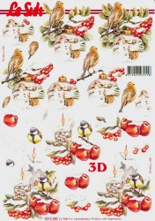 Le Suh knipvel kerstmis 8215380 (Locatie: 4616)