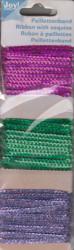 Joy pailletten band set 6400/0006 (Locatie: 5RC4 )
