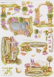 Le Suh knipvel in de tuin 821516 (Locatie: 2761)