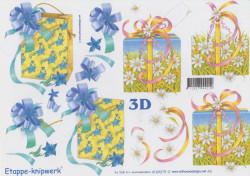 Le Suh cadeau knipvel 4169279 (Locatie: 1505)