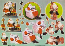 TBZ knipvel kerstmis 504235 (Locatie: 6632)