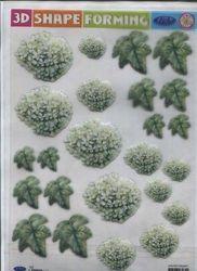 3D Shape Forming bloemen 3Dshapeforms47 (Locatie: 6811)