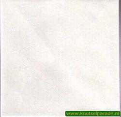 Le Suh vierkant envelop wit 14 cm x 14 cm 410711 (Locatie: D80)