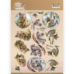Amy Design knipvel dieren CD11485 (Locatie: 1543)