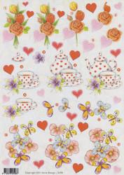 Anne Design knipvel liefde 2598 (Locatie: 2880)