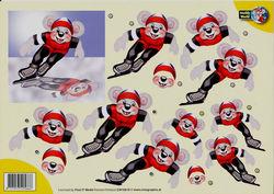Creddy World knipvel schaatsen CW10019 (Locatie: 1470)