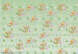 Disney decoratiepapier BASISPOOH06 (Locatie: 1432)