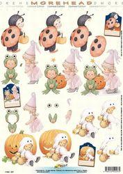 Doe Maar knipvel halloween 11052-207 (Locatie: 0213)