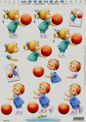 Doe Maar knipvel kinderen 1052-074 (Locatie: 5005)