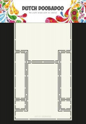 Dutch Doobadoo Card Art Stepper 470.713.670 stencil A4 (Locatie: 4738)