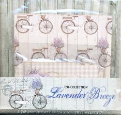 FabScraps Card Kit Lavender Breeze MC96001A (Locatie: 4227)