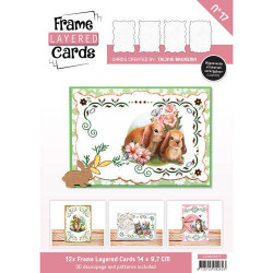 Frame Layered Cards book 17 (Locatie: 0833)