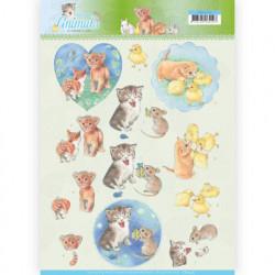 Jeanine's Art knipvel dieren CD11274 (Locatie: 4340)