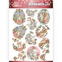 Jeanine's Art stansvel kerstmis SB10387 (Locatie: 1640)