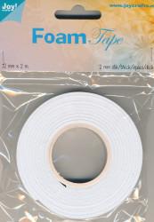 Joy! Crafts foam tape 2mmx12mmx2m 6500/0023