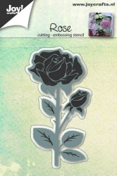 Joy! Crafts snij- en embosmal Rose 6002/0648 (Locatie: n06)