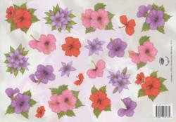 Knipvel bloemen 2319 (Locatie: 2759)