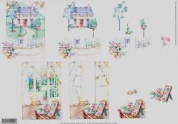 Knipvel huis 11055-004 (Locatie: 1330)