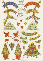 Knipvel kerstmis (Locatie: 0525)